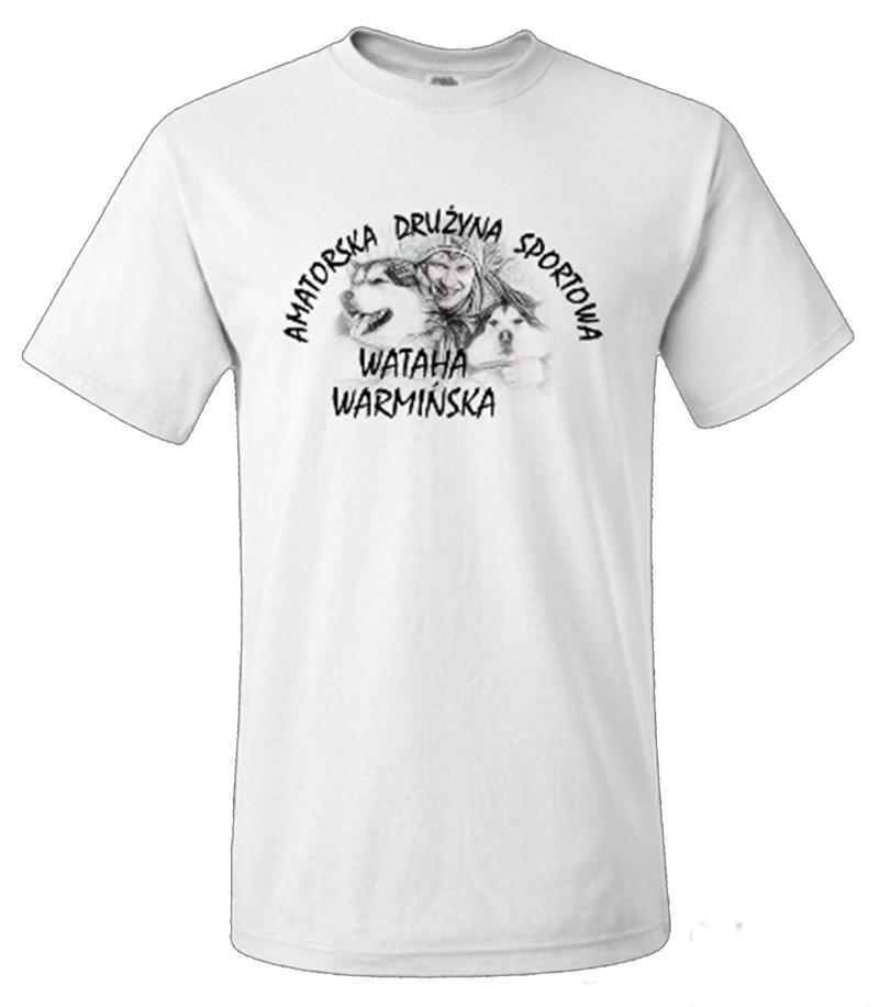 Koszulka z nadrukiem - Wataha Warmińska