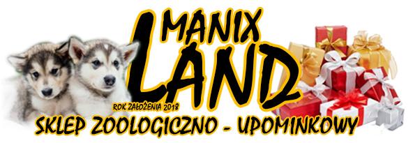 MANIXLand - internetowy sklep zoologiczno - pominkowy